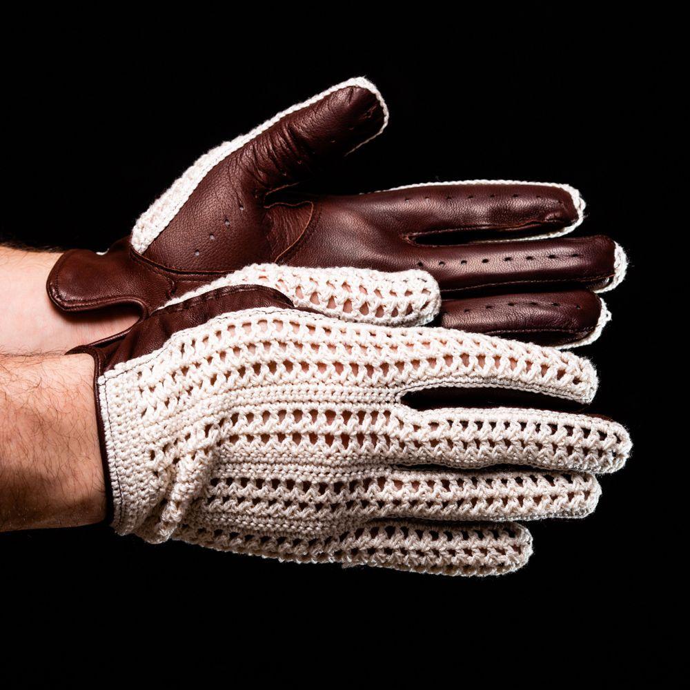 Перчатки мужские Omega CR1 Gold