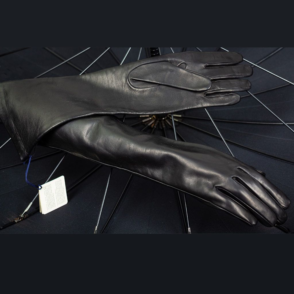 Перчатки женские Omega 28 Nero