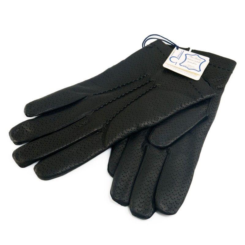Перчатки мужские Omega 717 Nero